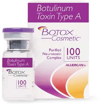 Ботокс Botox в студии красоты Облака